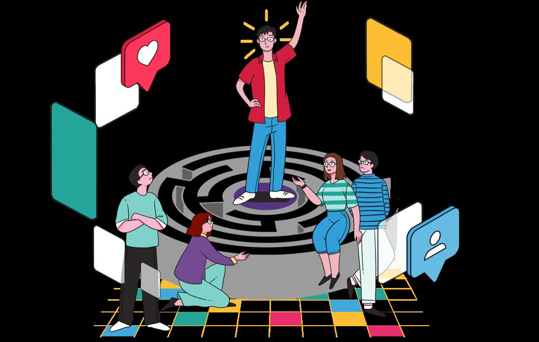 """Telos là một team sáng tạo, ngoài các công việc chính kiếm tiền nuôi thân là làm web, làm thương hiệu, và làm content marketing cho khách hàng. Cứ lâu lâu team lại hứng lên làm những sản phẩm rất thuần túy là """"cho vui"""" nhưng đem lại nhiều nét tươi mới cho cuộc sống nói chung và thị trường nói riêng. TELOS mong muốn mỗi sản phẩm team làm ra sẽ làm một điều tích cực be bé mà người xem đón nhận lấy và dùng nó làm cảm hứng cho những điều to lớn hơn. B.Y.E là sản phẩm lần này của team, với mong muốn là khai thác sự cay nghiệt, móc máy, dè bỉu để đem lại những thông điệp nhắc nhở người ta sống tử tế với nhau hơn. (và ké đó là quảng cáo về kĩ năng làm web, làm sáng tạo của team, kết tụi tui thì ghé qua NHÀ tụi tui nào, muốn làm web thì thả nhẹ một chiếc thông tin qua form này nha nha nha :)))"""